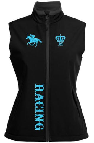 Racing soft shell vest