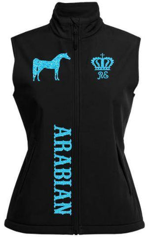 Arabian soft shell vest