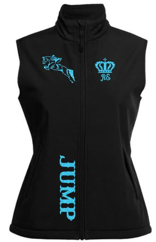 Jump-Design-Soft-Shell-Vest