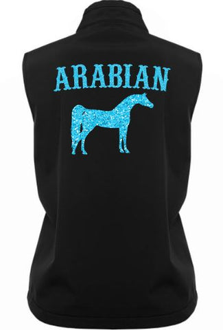 Large-Arabian-Design-Soft-Shell-Vest