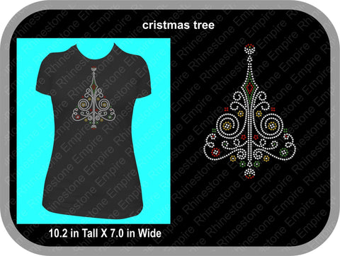 Christmas-Tree-Christmas-T-Shirt-Design-