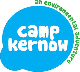 Sustainable camp and activities for kids.