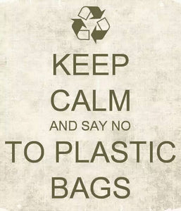 Ways to try and live a plastic free life