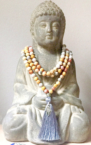 Malas are powerful and symbolic tools for meditation  – Aria
