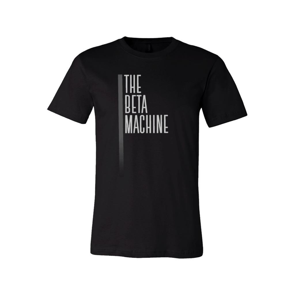The Beta Machine - Logo T-Shirt