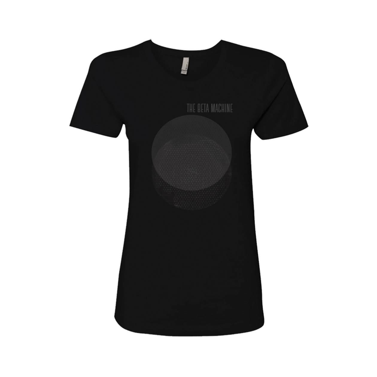 The Beta Machine - Logo Ladies T-Shirt