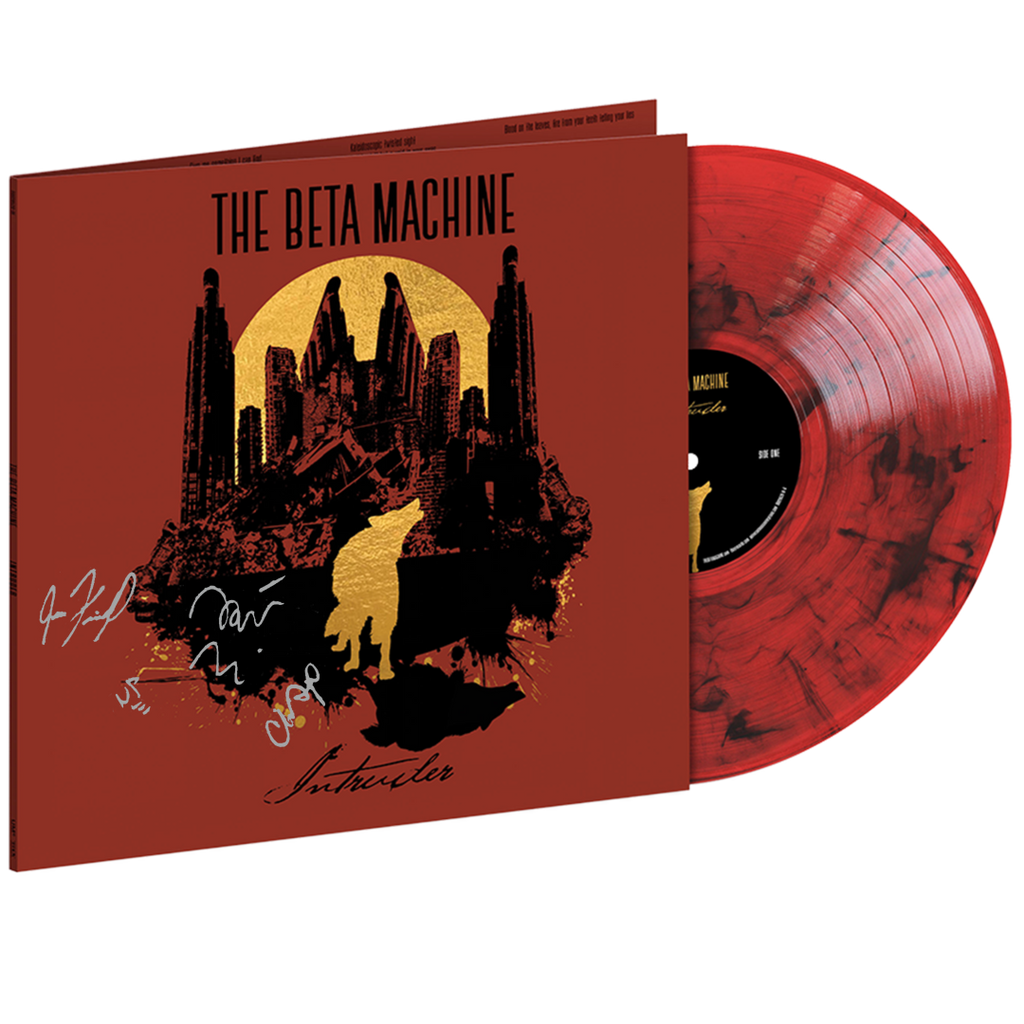 PRE-ORDER: TBM - SIGNED Intruder Colored Vinyl