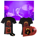 PRE-ORDER: TBM - 30-Minute Drum Lesson, Album T & SIGNED Album Bundle