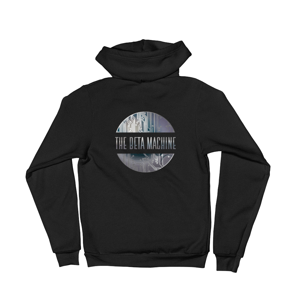 The Beta Machine - Unisex Hoodie