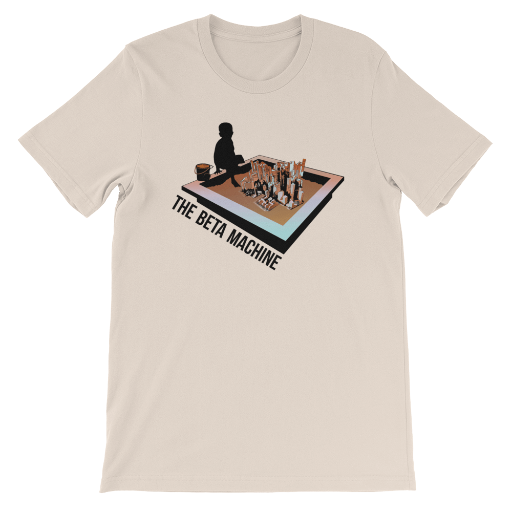 The Beta Machine - Sandbox T-Shirt