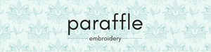 Paraffle Embroidery