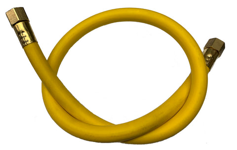 "3/8"" Air Hose with fittings (108"" length)"