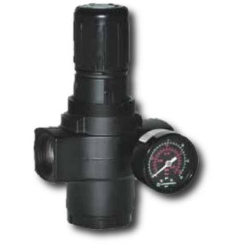 "1"" Pressure Regulator w/ Gauge"
