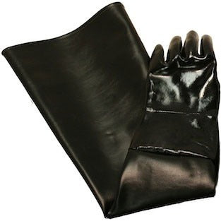 "8"" x 33"" Lined Glove (left)"