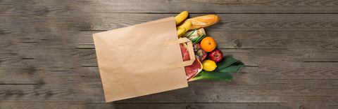What are Organic grocery shopping and the advantages of organic grocery shopping?