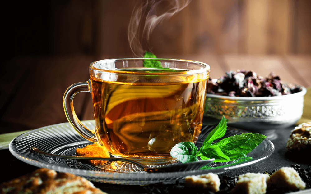 Tea Breaks that Don't Break You: Relaxing Organic Teas