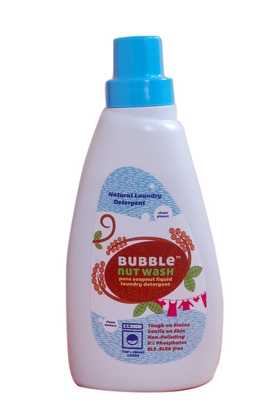 Bubble Nut Wash - Laundry Detergent 500ml