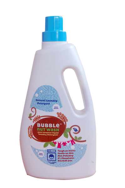 Bubble Nut Wash - Laundry Detergent 1Ltr