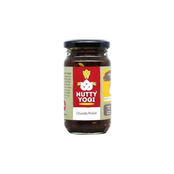 Nutty Yogi Chunda Pickle 250g