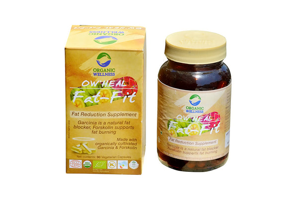 Organic Wellness - Heal Fat Fit 90C