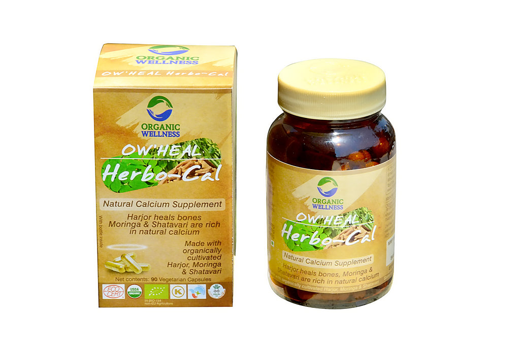 Organic Wellness - Heal Herbo Cal