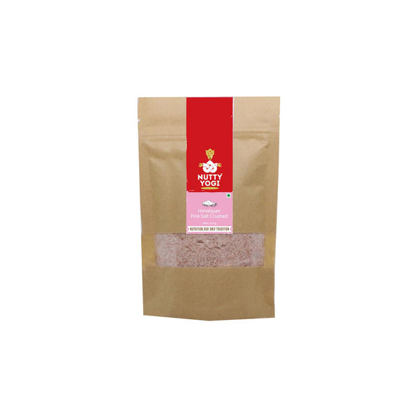 Nutty Yogi Indian Black Salt With Crusher 100g