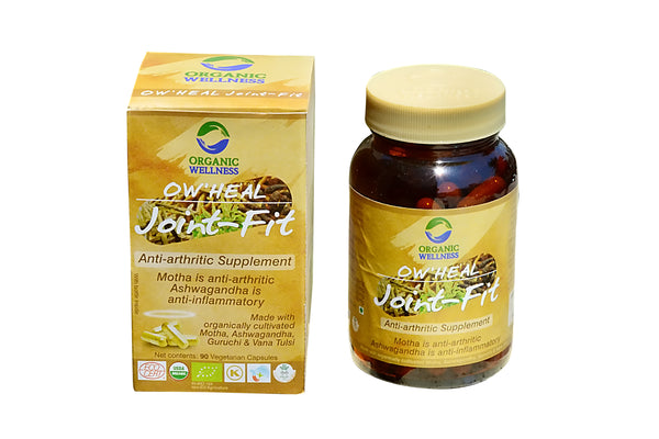 Organic Wellness - Heal Joint Fit