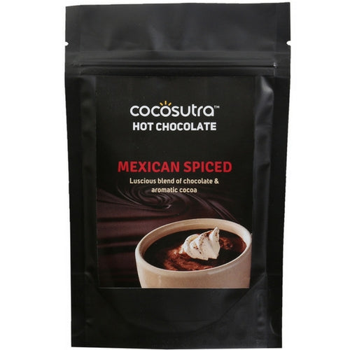 Cocosutra's Hot Chocolate Mexican Spiced 100G