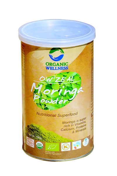 Organic Wellness - Zeal Moringa Powder