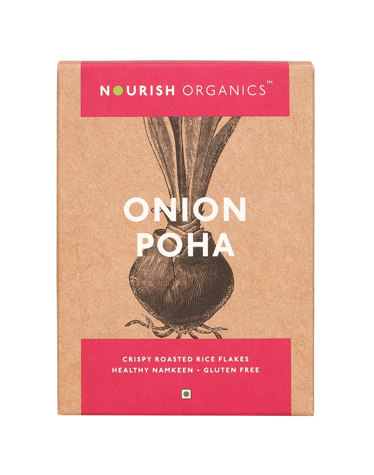 Nourish Organics - Onion Poha 150g