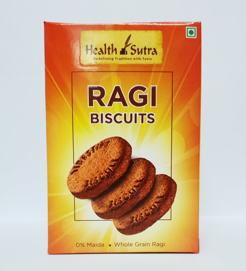 Health Sutra - Ragi Biscuits 100g