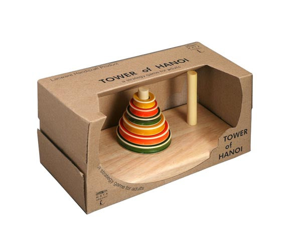 Maya Organic - Tower of Hanoi