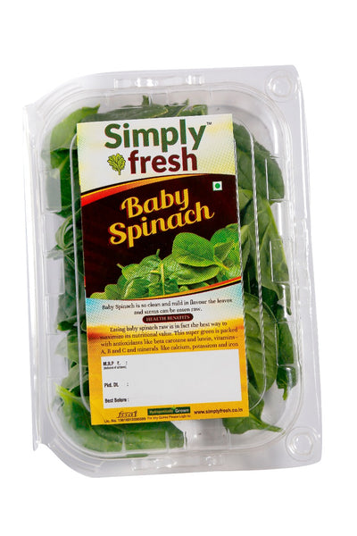 Simply Fresh Baby Spinach-LG
