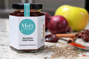 Hot Dates Chilli Paste Gluten Free - Use discount code SAVE£5 when buy any 4 flavours