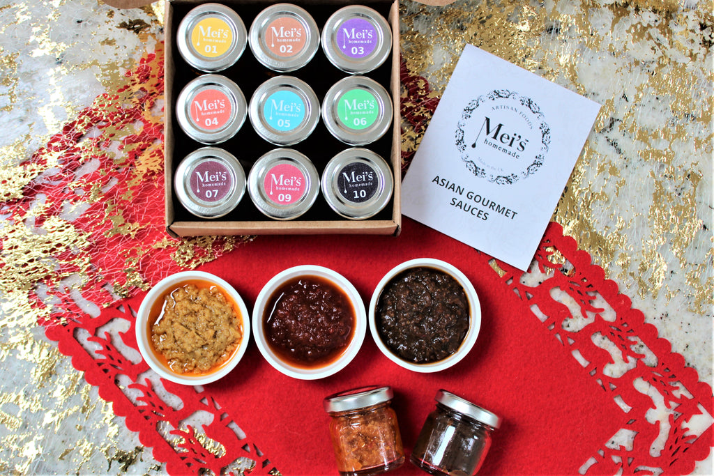 9 Flavours Gift Box  FREE Delivery! Use code: 9fvBox
