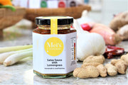 Satay with Lemongrass  gluten free - Use discount code SAVE£5 when buy any 4 flavours