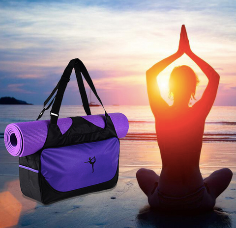 Convenient bag to carry your gym clothes 40557f80147f7