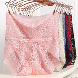 High waist lace underwear set of 3