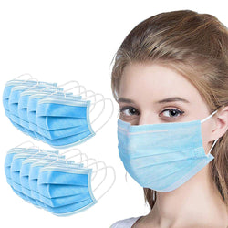Disposable surgical masks set