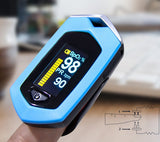 Digital fingertip pulse and oximeter