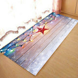 Home decor Christmas rug