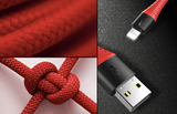 Charge & sync USB cable for iPhone