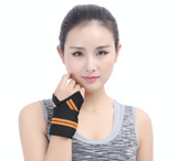 Unisex sports wrist band set of 2