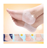 Silicone heel protectors 2 pairs