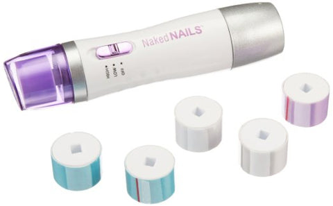 Naked nails manicure tool