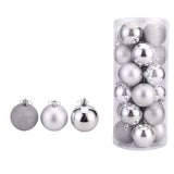 Christmas tree ball set