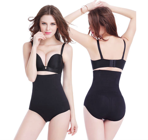 Waist shaping underwear