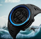 SKMEI water resistant sports watch for men