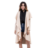 Casual blazer coat for women