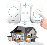 Cacazi wireless door bell